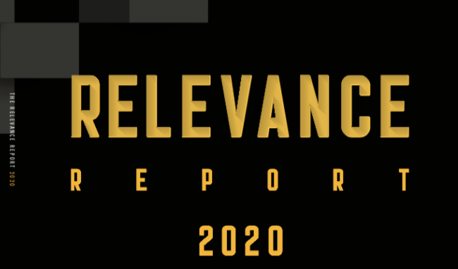 2020 Relevance Report from USC Annenberg Center for Public Relations