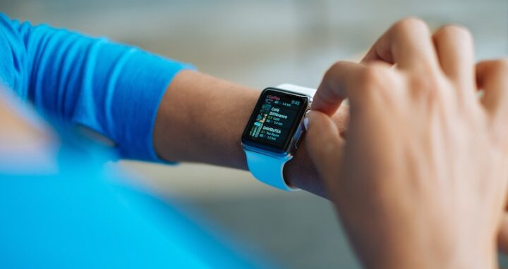 Smartwatch as example of a new product category