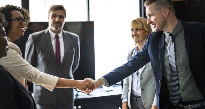 Internal communications during mergers