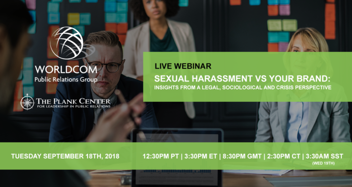 Sexual Harassment Management Webinar
