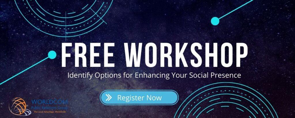 Worldcom Free Social Workshop